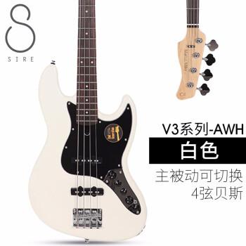 マルクス・ミllerマルクス・ミラー電気ベースM 3/V 3/V 7エレクトリック・ベース・インドネシアAWHホワイト-V 3