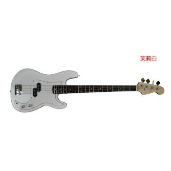 bass電気ベベ-スコース初心者電気ベベ-スセット注文白(シングルバンド接続線)