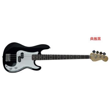 bass電気ベベ-スコース初心者電気ベベ-スセット注文黒(シングルバンド接続線)